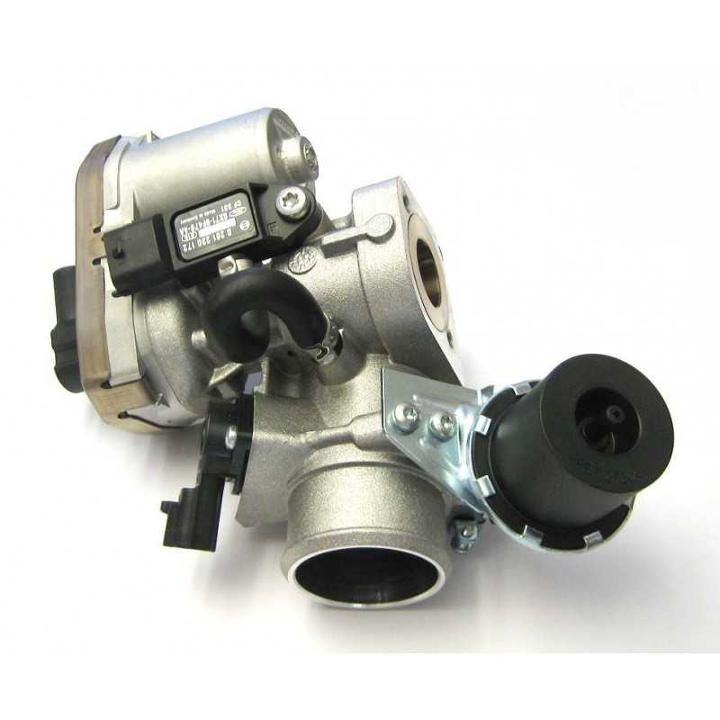 EGR Ventil med Map Sensor Original Jaguar C2S52205-autoparts