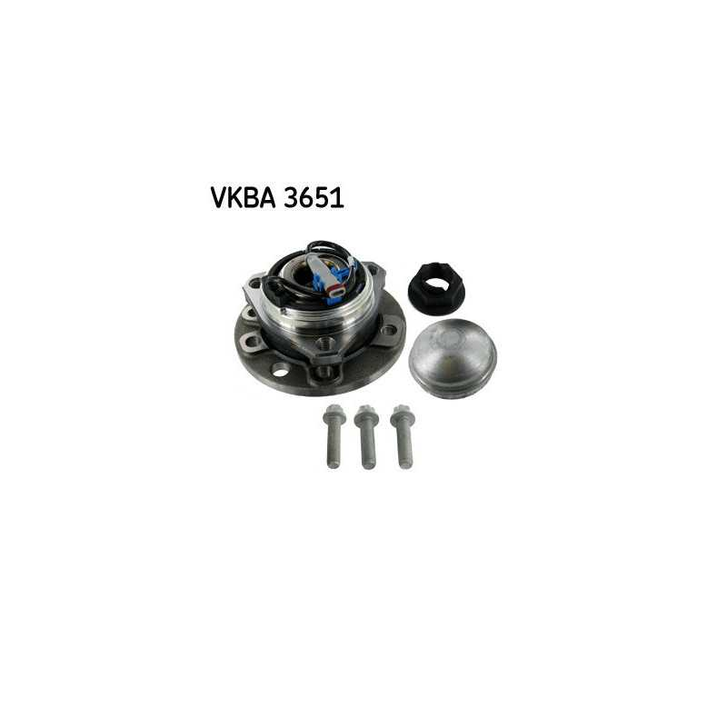 Hjullager SKF VKBA3651 -autoparts