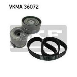 Flerspårsremssats SKF VKMA 36072